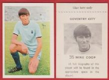 Coventry City Mick Coop